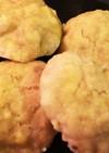 離乳食☆栄養満点★バナナエッグ蒸しパン