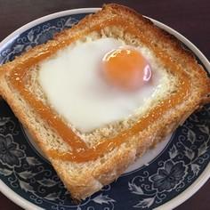 味噌トースト