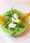 468食材■シェフ直伝 春野菜のスープ