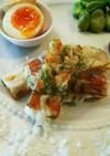 お弁当用 ちくわの天ぷら(磯辺揚げ)