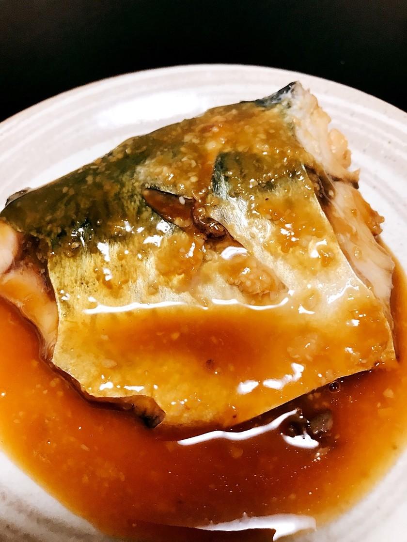 ご飯が進む!フライパンで簡単サバの味噌煮