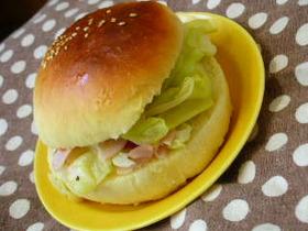 フワフワな基本のパン