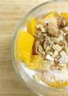 簡単朝食オーバーナイトオートミール
