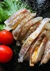 簡単真鯛のカルパッチョ