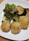 グルラボで鶏もも挽肉の豆腐つくね