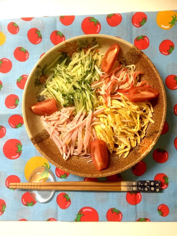 簡単 冷やし中華のタレ