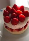 1歳❤お誕生日ケーキ