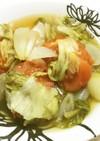 簡単早い!トマト丸ごとコンソメスープ