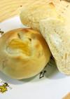 クリチ&マーマレードのオレンジピールパン