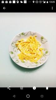 ☆レンチン☆錦糸卵の写真