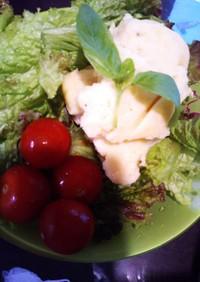 ブルーチーズ入りチーズのポテトサラダ