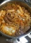 本場韓国の味!辛ラーメンで即席トッポッキ