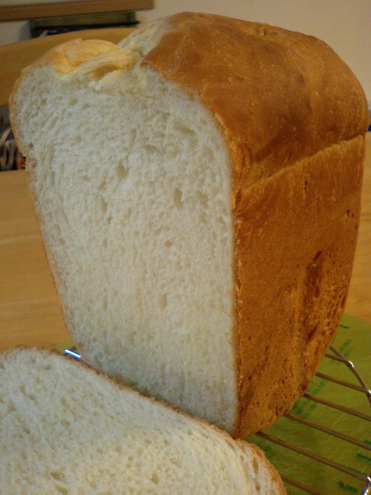 HB☆カロリー&コスト↓ほんわり食パン
