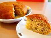 炊飯器で♪HMバナナきな粉ケーキ♡の写真