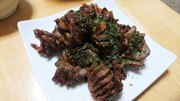 砂肝のピリ辛クミン炒め≦ФωФ≧の写真