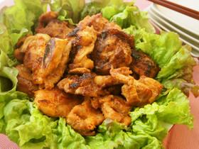 鶏のピリ辛みそ焼き(金山寺漬の素使用)