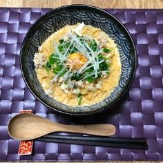 担々麺風 辛ラーメン