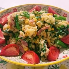 菜の花ポテトサラダ