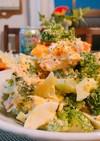 デリ風★ブロッコリーと茹で卵のサラダ
