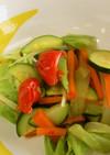 野菜の簡単エチュベ♪めっけ