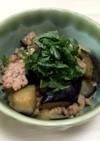 【とても簡単】ナスの肉味噌炒め