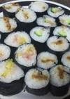 海苔巻き(干瓢・トロたく・梅胡瓜・納豆)