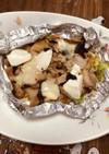 味噌豚肉ホイル焼き