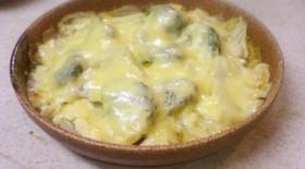 甘くて大人★白菜とベーコンのマヨチーズ