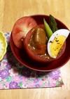 可愛い♡トマトのカレー