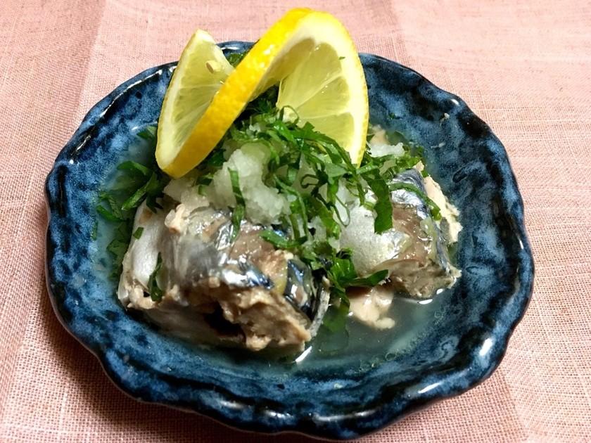 鯖缶の美味しく簡単な食べ方♡我が家編