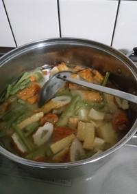 よしなの煮物