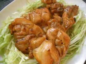 米酢でさっぱり美味しい♪鶏もも照り焼き