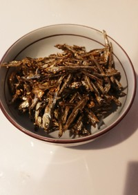 食べる煮干・田作り カルシウム補給