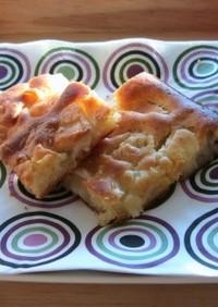 米粉アップルシナモンケーキ