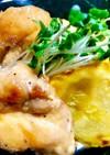 作り置き♡弁当♡鶏肉とズッキーニの南蛮漬
