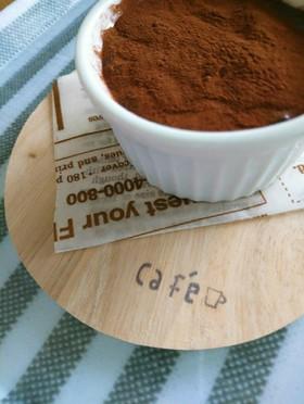 豆乳紅茶の生チョコレート
