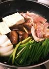 鶏肉で作る!絶品すき焼き