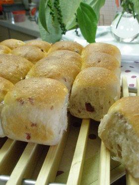 HB♪クランベリーのちぎりパン