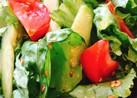 簡単♡ポン酢ドレッシングのチョレギサラダ