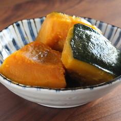【基本のレシピ】かぼちゃの煮付け