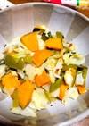 超ヘルシー野菜炒め*焼くだけ簡単*減塩
