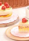 ケーキなサンドイッチ