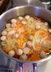 ザワークラウトのスープ