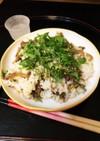 ☆牛肉と舞茸のちらし寿司☆