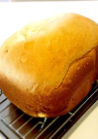 HBでふわふわ♫早焼きブリオッシュ食パン
