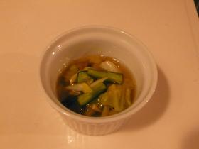 カレーにぴったり野菜の甘酢漬け