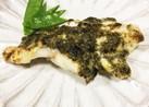 トースターで♪白身魚のマヨ海苔佃煮焼き