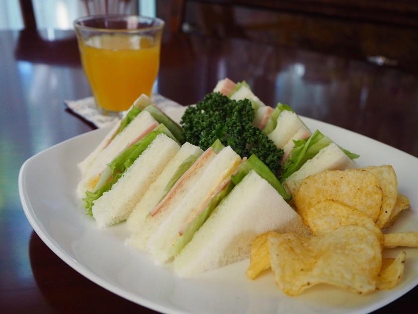 安室さんのサンドイッチ