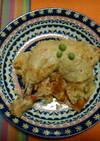 豪華・骨付き鶏もも肉の炊き込みご飯