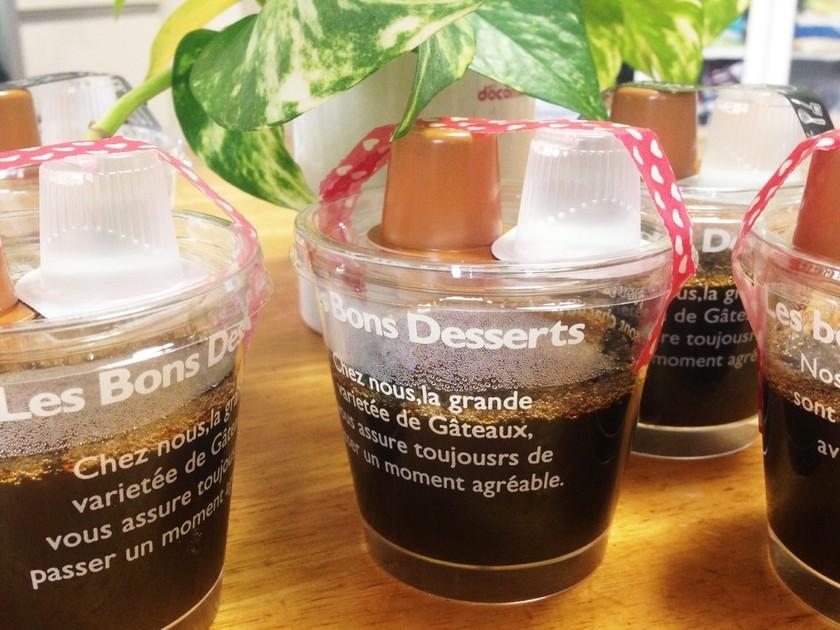 ダイエット中でもデザート♡コーヒーゼリー